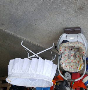 Bassinet & Carseat