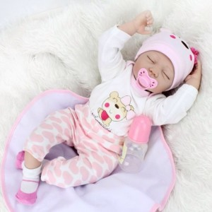 Reborn doll like new