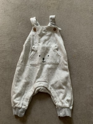 Dungarees 0-3 Months