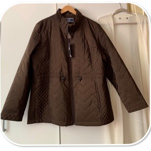Stunning Isle Women's Quilted Coat