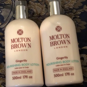 Molton Brown Gingerlily Body Lotion 500ml