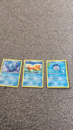 Pokemon Cards (£1 each or all for £3)