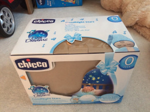 chicco first dreams night light