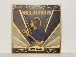 """Rod Stewart Every Picture Tells A Story Rock Blues Vinyl 12"""" LP Record"""