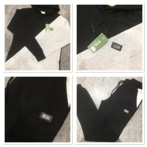 Bnwt Men's Boss Tracksuits Navy/Black £30 Each