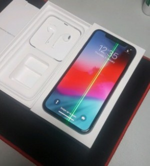 iPhone X 64gb - Space Grey