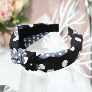 Patterned hair band