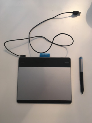Intuos Wacom Pen Tablet