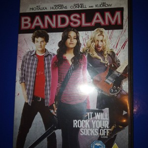 2× DVDs (Bandslam & Picture this)