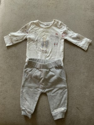 Peter Rabbit Outfit 0-3 Months