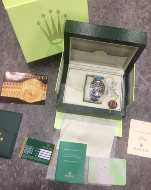 Bnwt Men's Rolex Watches 3 Colours Automatic Watches £60 Each