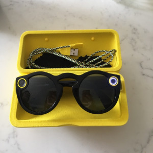 100% genuine Snapchat Spectacles
