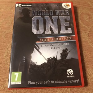 World War One Gold Edition PC CD Rom Game
