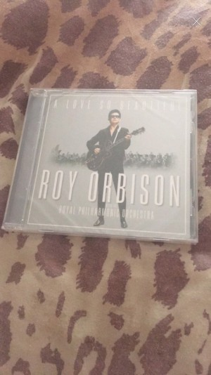 Roy Orbison cd (Sealed)