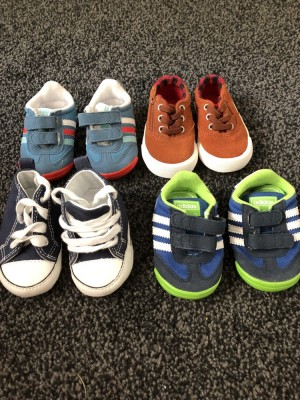 Size 2 shoe bundle good condition