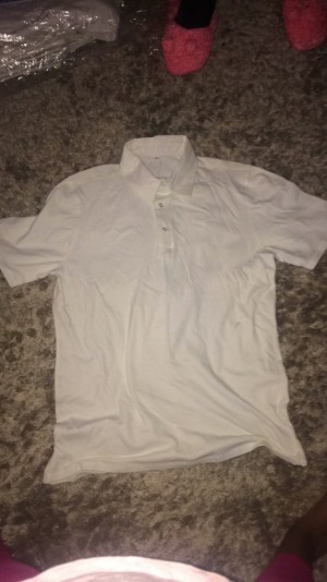 Men's polo shirts ,never worn