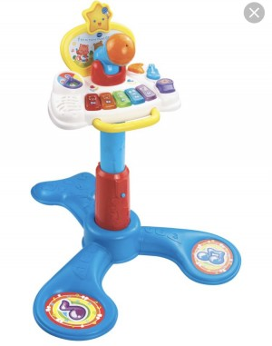 VTech sit to stand music station