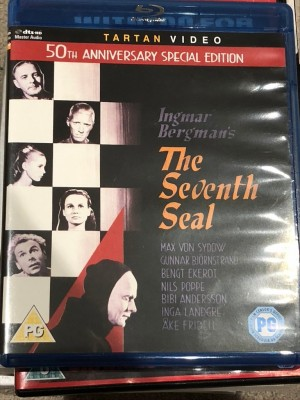 The Seventh Seal Bluray