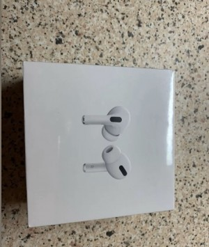 Genuine sealed Apple AirPods pro