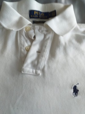 mens ralph polo top not worn alot,original price £40 selling for £30