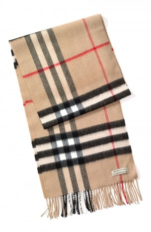 Burberry genuine scarf