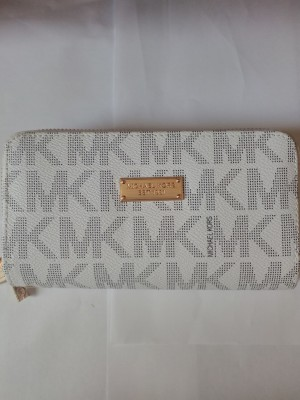 Paypal accepted michael kors double zipper purse brand new