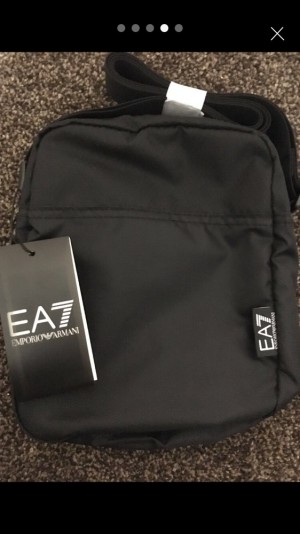 Brand new EA7 man bag pouch