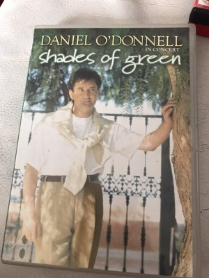 Daniel O'donnell Shades Of Green In Concert Dvd