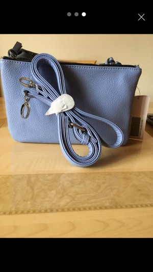 Clutch bag never used