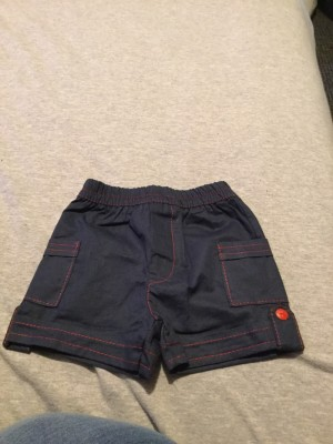 Baby Girls Shorts - Aged 0-3 Months