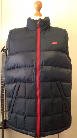 Men's 550 Down Filled Gillet by NIKE