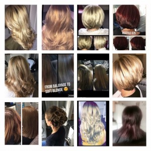 Fully qualified mobile hairdresser