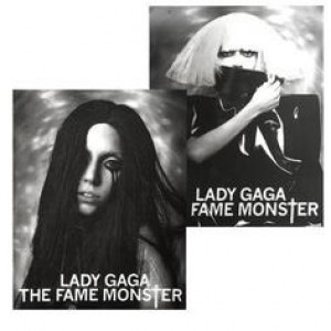 [Exclusive] Lady Gaga The Fame Master 3D Poster Special Edition