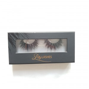 Lily Lashes in Mykonos 3D Mink Lashes Up To 25 Wears New In Box