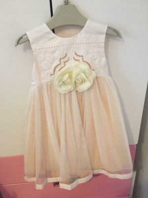 monsoon dress age 4/5