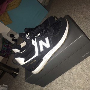 ** NEW NEW BALANCE SHOES, NEED GONE **