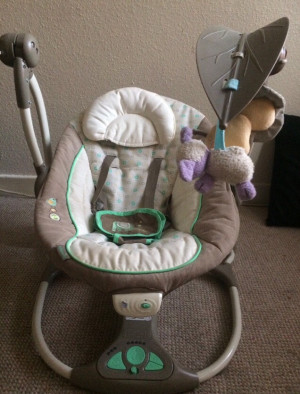Ingenuity baby swing excellent condition