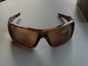 Oakley Sunglasses Oil Rig in box