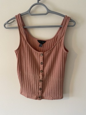 New look ribbed vest top