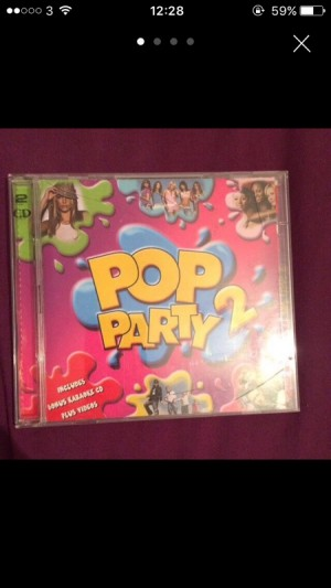 NEED GONE! pop party cd