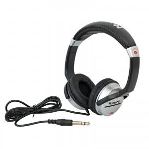 Numark HF125 Stereo Headphones with 6.35mm Jack Plug