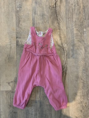 Baby Girl Outfit 0-3 Months