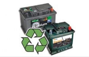 Any old unwonted car batteries free collection