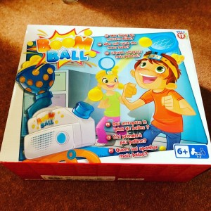 IMC Boom Ball Family Challenge Fun Outdoor Game Ideal Party Holiday Be
